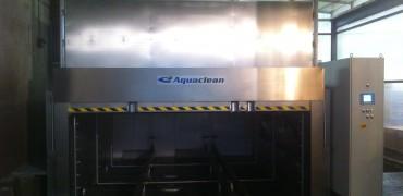 Sistema de Lavado Industrial AQUACLEAN, modelo AC-B-C12