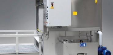 Sistema de Lavado industrial AC-1.7 Aqua Clean