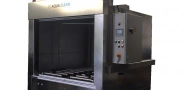 Sistema lavado en Tratamientos Térmicos AYZAR